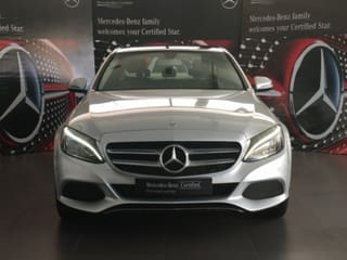 2016 Mercedes-Benz C-Class C 200 CGI Avantgarde