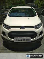 2017 Ford EcoSport 1.5 Diesel Ambiente