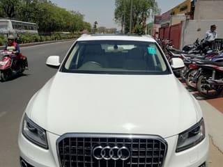 2014 Audi Q5 2012-2017 2.0 TDI