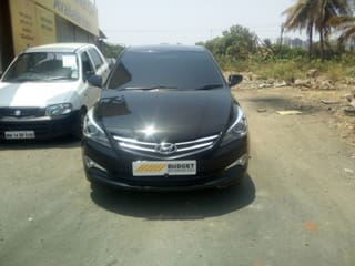 2016 Hyundai Verna 1.6 VTVT AT S