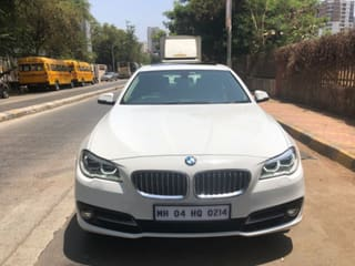 2016 BMW 5 Series 2013-2017 520d Prestige Plus