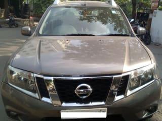 2014 Nissan Terrano XV D Premium AMT