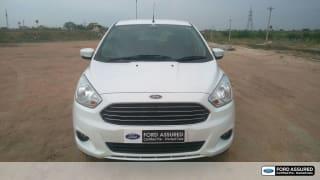 2017 Ford Figo 1.5P Titanium AT