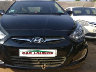 2013 Hyundai Verna SX CRDi AT