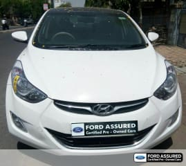 2013 Hyundai Elantra 2.0 SX