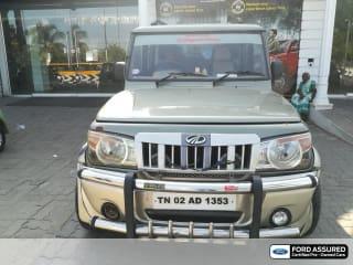 2007 Mahindra Bolero SLX 2WD