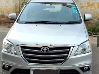 2012 Toyota Innova 2.5 VX (Diesel) 7 Seater