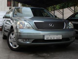 2002 Lexus LS 4.0 AT Petrol