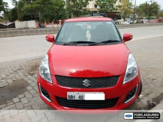 2017 Maruti Swift VVT VXI