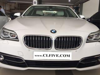 2015 BMW 5 Series 2013-2017 520d Modern Line