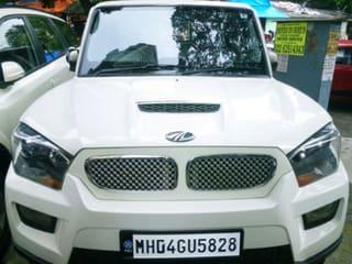 2015 Mahindra Scorpio S6 Plus 7 Seater
