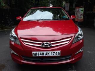 2016 Hyundai Verna VTVT 1.6 SX