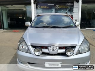 2007 Toyota Innova 2.5 GX (Diesel) 7 Seater BS IV