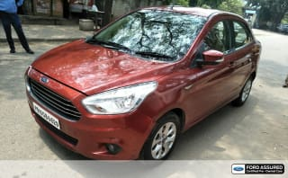 2015 Ford Figo Aspire 1.5 TDCi Titanium Plus