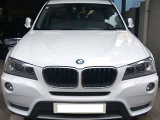 2014 BMW X3 xDrive 20d Expedition