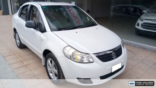 2008 Maruti SX4 ZXI MT BSIV Leather