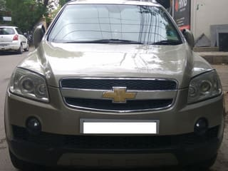 2008 Chevrolet Captiva LT