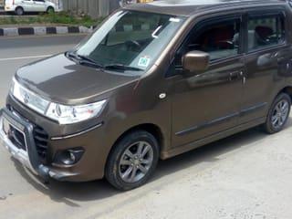 2017 Maruti Wagon R AMT VXI Plus Option