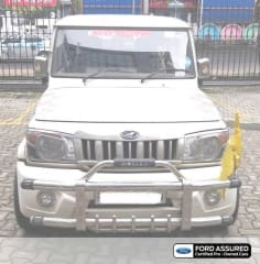 2013 Mahindra Bolero SLX 2WD BSIII