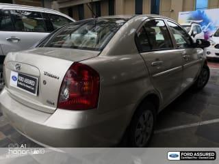 2007 Hyundai Verna CRDi ABS