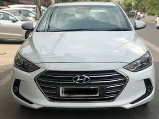 2016 Hyundai Elantra SX AT