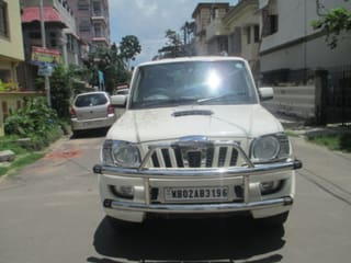 2012 Mahindra Scorpio VLX 2WD AIRBAG BSIV
