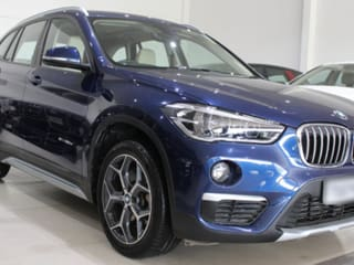2016 BMW X1 sDrive20d Expedition