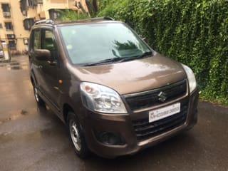 2014 Maruti Wagon R LXI CNG Optional