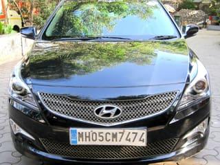 2015 Hyundai Verna 1.6 CRDi EX AT
