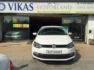 2015 Volkswagen Polo 1.5 TDI Highline