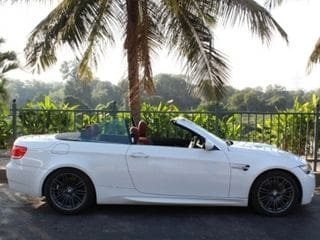 2008 BMW M Series 2006-2015 M3 Convertible