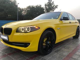 2010 BMW 5 Series 2010-2013 530d