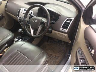 2011 Hyundai i20 1.4 Asta AT with AVN