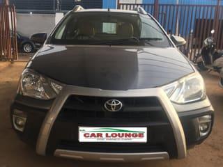 2016 Toyota Etios Cross 1.4L VD