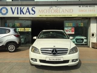 2011 Mercedes-Benz C-Class 200 K Elegance AT