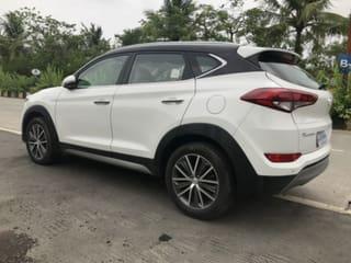 2017 Hyundai Tucson 2.0 e-VGT 2WD AT GL