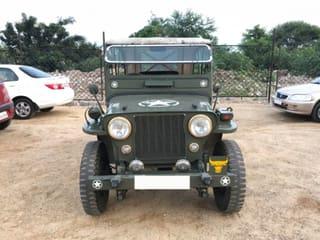 1985 Mahindra Jeep Commander 750 DI