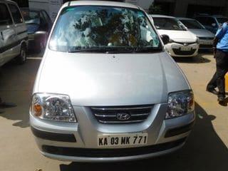 2008 Hyundai Santro GLS I - Euro I