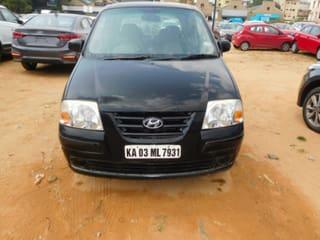2009 Hyundai Santro Xing GL Plus