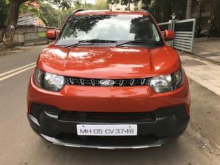 2016 Mahindra KUV 100 mFALCON G80 K6 Plus 5str