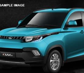 2016 Mahindra KUV 100 D75 K6 Plus