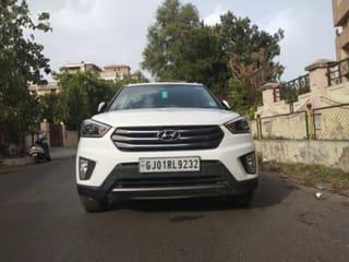 2015 Hyundai Creta 1.6 SX Option Diesel