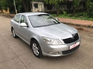 2012 Skoda Laura Elegance 2.0 TDI CR AT