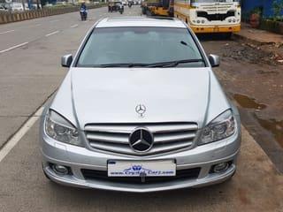2010 Mercedes-Benz New C-Class C 200 CGI
