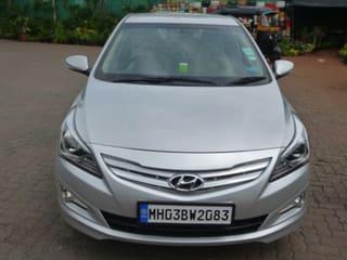 2015 Hyundai Verna VTVT 1.6 SX Option