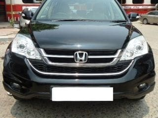 2012 Honda CR-V AT With Sun Roof