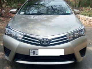2016 Toyota Corolla Altis D-4D G