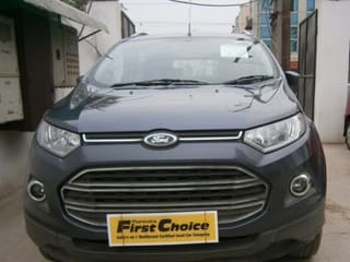 2015 Ford Ecosport 1.5 DV5 MT Titanium Optional