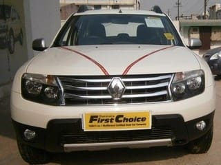 2015 Renault Duster 4x4