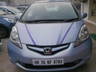 2010 Honda Jazz Mode